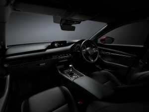 2019 ALL-NEW MAZDA3 INTERIOR - 02