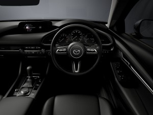 2019 ALL-NEW MAZDA3 INTERIOR - 09