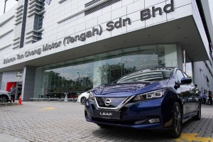 Nissan LEAF_Simply Amazing_Launch_Malaysia