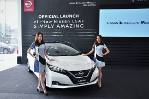 Nissan LEAF_Official Launch_Edaran Tan Chong Motor_Malaysia