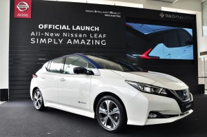 Nissan LEAF_Electric Vehicle_Malaysia_Launch_2019