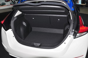 Nissan LEAF_Electric Vehicle_Boot Space_Malaysia