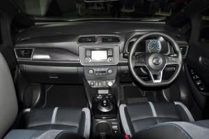 Nissan LEAF_Dashboard_Malaysia_2019