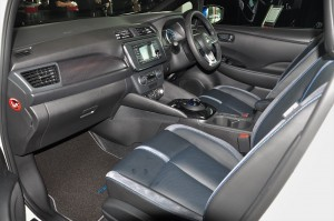 Nissan LEAF_Dashboard_Front Seats_Malaysia