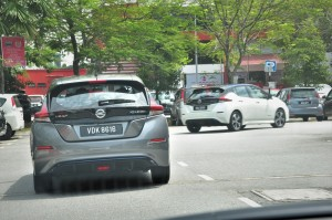 Nissan LEAF_Media Drive_Malaysia_2019