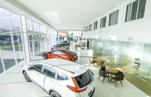 Honda 3S Centre_Ban Hoe Seng (Auto)_Showroom_Display_Chemor_Perak_Malaysia