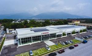 Honda 3S Centre_Ban Hoe Seng (Auto)_Solar Panels_Chemor_Perak_Malaysia