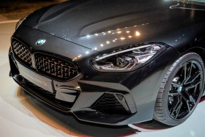 The All-New BMW Z4_sDrive30i M Sport_Front Grille_Malaysia