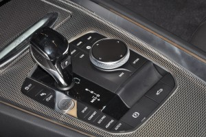 BMW Z4 sDrive30i M Sport_Roadster_Gear Lever_iDrive Controller_Malaysia