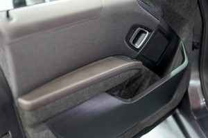 The First-Ever BMW i3s_Recycled Polyester Fabric_PET Bottles