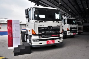 Hino 700 Series AMT_4x2_6x2_6x4_Prime Mover_Truck_Malaysia