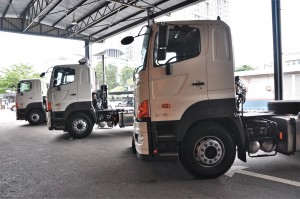 Hino 700 Series AMT_Heavy Duty Truck_Prime Mover_Malaysia_Launch
