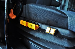 Hino 700 Series AMT_Truck_Air Suspension Seat Controls_Malaysia