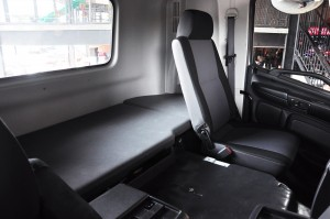 Hino 700 Series_Prime Mover_Passenger Seat_Bunk Bed_Malaysia