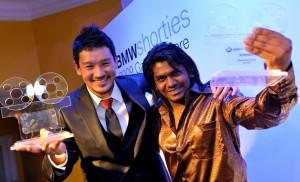 2009 Grand Prize Winners - Brandon Loh and Shanjhey Kumar Perumal
