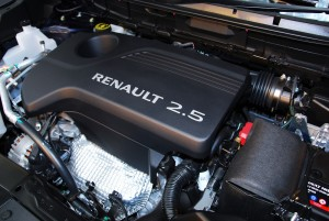 Renault_Engine_2.5 Litre