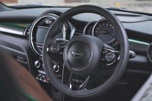 The MINI 60 Years Edition_Steering Wheel