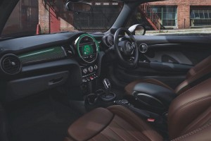 The MINI 60 Years Edition_Interior_Walknappa Leather