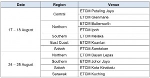 Nissan_Takata Airbag Inflator Recall_ETCM Test Drive Carnival Locations_Malaysia
