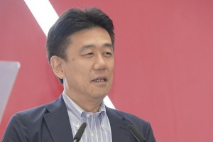 Mr. Toichi Ishiyama, MD and CEO of Honda Malaysia