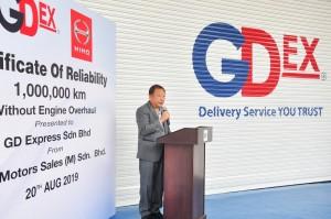 GD Express Sdn Bhd_Teong Teck Lean_Managing Director_Malaysia