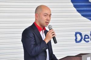 Hino Motors Sales Malaysia_Atsushi Uchiyama_Managing Director
