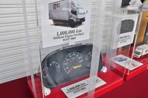 Hino 300_Light Duty Truck_One Million Kilometres_Meter Cluster_GD Express_Malaysia