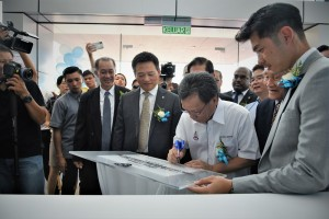 Proton 4S Centre_Official Opening_Plaque Signing_Fook Loi Corporation_Flagship_Malaysia