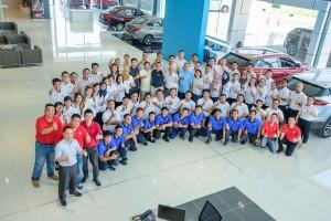 Staff of Fook Loi Corporation Sdn Bhd_Proton 4S Centre_Sabah_Malaysia