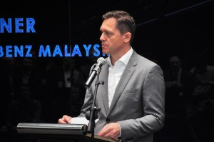 Mercedes-Benz Malaysia_Dr Claus Weidner_President_CEO