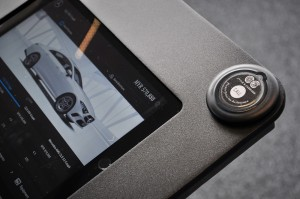 Cycle & Carriage Bintang_Mercedes-Benz Autohaus_Showroom_Tablet_Call Button_Malaysia