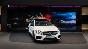 Mercedes-Benz_Showroom_Malaysia_GLA 45 AMG