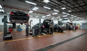 Mercedes-Benz_Autohaus_Servicing Bays_Malaysia