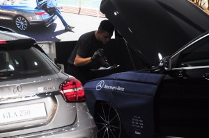 Mercedes-Benz Malaysia_Autohaus_Vehicles Inspection Area