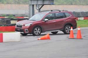 Subaru Forester_Track Test