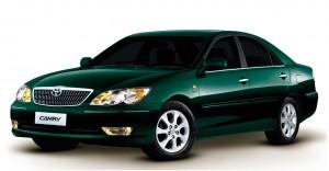 Toyota Camry 2002 - 2005