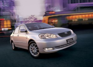 Toyota Corolla Altis 2001 - 2007