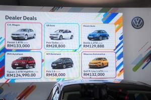 Volkswagen Fest 2019_Dealer Deals_Setia City Convention Centre_Malaysia