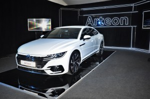 Volkswagen Arteon_Malaysia_Display