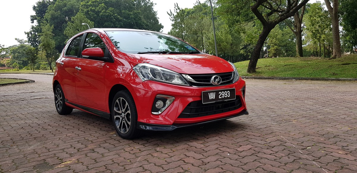 Myth Busted Perodua Myvi 1 5 Is Underpowered And Handles Poorly Autoworld Com My