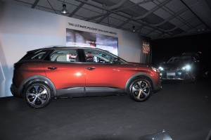 Peugeot 3008 SUV Plus_Side_Metallic Copper_Malaysia_2019