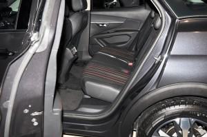 Peugeot 3008 SUV Plus_Allure_Rear Seats_Malaysia