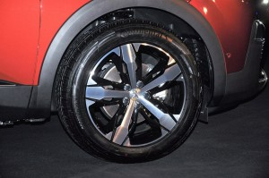 Peugeot 3008 SUV Plus_18 Inch Alloy Wheels_Los Angeles_Malaysia