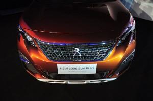 Peugeot 3008 SUV Plus_Fascia_Malaysia