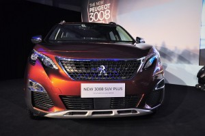 Peugeot 3008 SUV Plus_Malaysia_Front