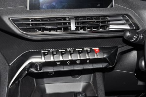 Peugeot 3008 SUV Plus_Dashboard_Centre Stack_Malaysia