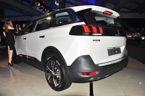 Peugeot 5008 SUV Plus_Malaysia_Rear View_LED Tail Light