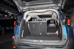 Peugeot 5008 SUV Plus_Rear Cargo Space_3rd Row Seats Folded_Malaysia