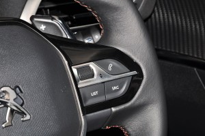 Peugeot 5008 SUV Plus_Steering Wheel_Paddle Shift_Malaysia