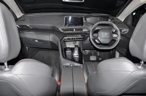Peugeot 3008_5008_SUV Plus_Dashboard_Malaysia